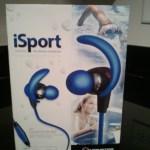GIVEAWAY: Monster iSport Headphones