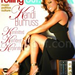 Kandi Burrus Covers Rolling Out Magazine + Dishes On Sex, Business Ventures, and Why She's Successful