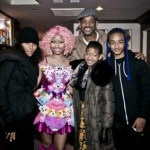 Nicki Minaj, The Newest Member of The Smith Family????
