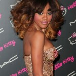 Teyana Taylor Gets Punched In The Face At Nightclub!