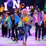 Nicki Minaj, Kanye West, And Jay-Z Perform At The Victoria Secrets Fashion Show