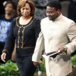 Bishop Eddie Long's Wife Files For Divorce Then Withdraws Divorce Petition