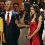 "Jennifer Hudson, Justin Bieber and Ceelo Green Attend Obama's ""Christmas In Washington"" Concert"