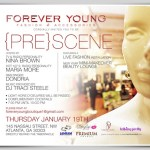 Dope Event Today: SCENE HOSTED BY DONDRIA, NINA BROWN, MARIA MORE& TALKING PRETTY