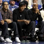Beyonce is Still Pregnant : Spent New Year's Eve in Brooklyn with Jay-Z