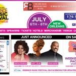 2012 Essence Music Festival Headline Acts: Fantasia, Keyshia Cole, Aretha Franklin, Mary J Blige