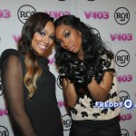 Monica & Brandy Exclusive V-103 Soul Session Photos