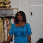 """America's Next Top Model"" Season 3 Contestant Toccara Jones spotted in Atlanta"