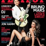 """Bruno Mars """"Playboy"""" Covers & Makes History"""