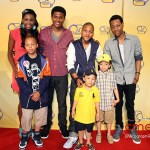 "TI & Tiny Family Hustle Kids King, Major, Dimani & More to attend the Disney Screening ""Let it Shine"" w.Tyler James WIlliams at the Atlanta Zoo"