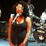 """Lil' Mo 7 Month's Pregnant Performs For Maya Angelou In DC """"The Greatest Love Of All"""""""