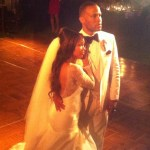 Meagan Good and DeVon Franklin Got Married