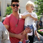 Robin Thicke Says No More Kids For Now