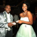 Nas Shows Off Kelis Green Wedding Dress  on New Album Cover : Wedding PHOTOS