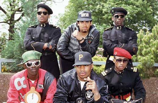 public enemy fight the power official video
