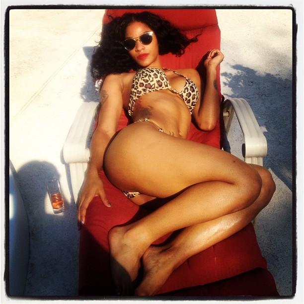 Nude atlanta love and joseline hip hop