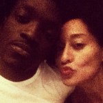 Tracee Ellis Ross New TV Show 'Bad Girls'  : Tracee & Bu All Booed Up