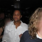 Arrest Warrant Issued for Cuba Gooding Jr for Attacking A Female Bartender