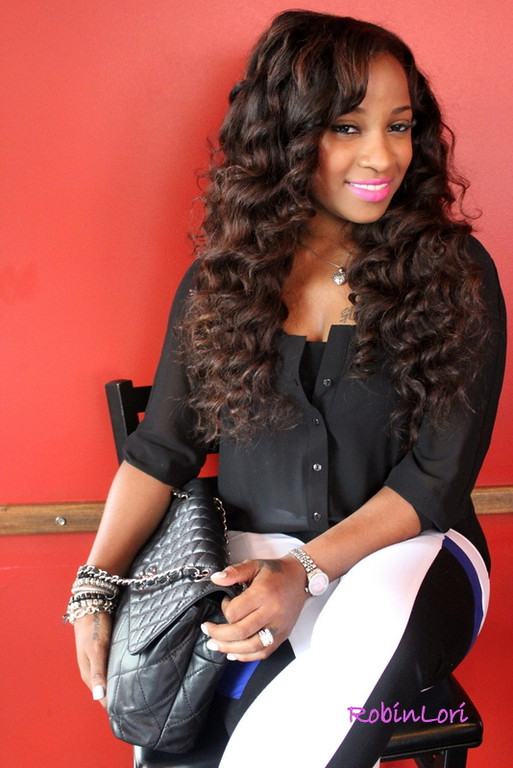 Video Toya Wright Speaks About The Alleged Fake K