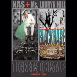 Nas And Lauren Hill Announce Tour 'Life Is Good/Black Rage'