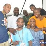 Ludacris Day Party Day 2 : Shaq, KeKe Palmer, Kevin Hart @ Frank Skis