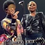 VIDEO : Mary J. Blige and Prince Perform at iHeartRadio Music Festival