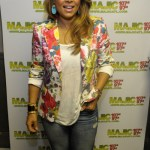 [VIDEO] Tamia Performs in Atlanta