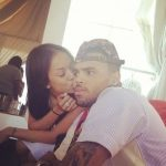 Chris Brown & Karrueche Tran Are STILL Together; Rihanna Re-Follows Chris Brown On Twitter