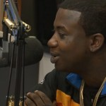 Video: Gucci Talks Jeezy, New Mixtape and Throwing Girl Out Of Car With 'The Breakfast Club'