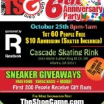 EVENT: 'Practice Makes Perfect' The 6th Anniversary of The Shoe Game