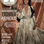 'Happily Divorced' Star Tichina Arnold Covers BE Magazine's Annual Holiday Issue