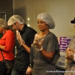 Trina Braxton, Teddy Riley, Shanti Das & More Give Back On Thanksgiving Eve