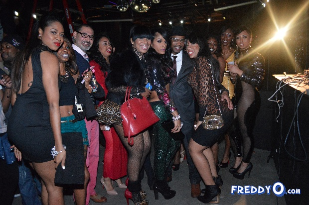 Exclusive Photos: Joseline Hernandez Celebrates Birthday