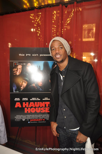 Marlon Wayans at AHH Reception in ATL - 1