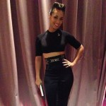 Alicia Keys Hits #1 On Billboard 200 & Covers Essance Mag