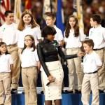 Alicia Keys & Jennifer Hudson Start Off Super Bowl