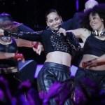 Video: Alicia Keys Had No Keys During All Star Game Performance