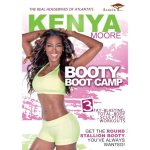 Real Housewives of Atlanta Kenya Moore 'Booty Boot Camp' DVD Released March 2013
