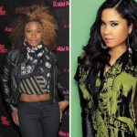 Drama Already Between 'The Gossip Game' Cast Angela Yee & K Foxx