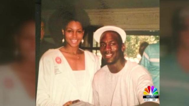 eeaf5303e853cf pamela+smith+and+michael+jordan The woman who claims Michael Jordan is ...