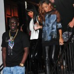 """Rihanna Spotted In ATL at Magic City Strip Club & Releasing DVD For """"777"""" Documentary"""