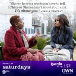 Shereé Whitfield Not Happy With 'Fix My Life'