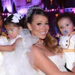 VIDEO : Mariah Carey, Nick Cannon Renew Vows At Disneyland For $300,000