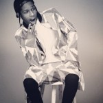 A$AP Rocky Speaks Out About Lipstick-gate Backlash!