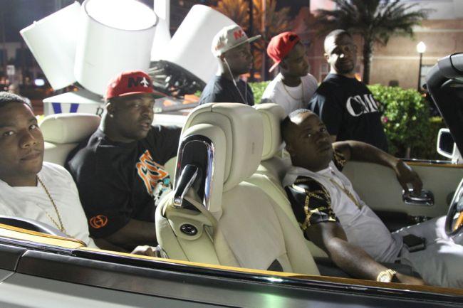 Photos Young Jeezy Yo Gotti Memorial Day Weekend In Miami