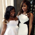 Toya Wright and Lil' Wayne Celebrate Daughter Reginae's Graduation
