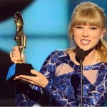 BBMA WINNERS CIRCLE-TAYLOR SWIFT TAKES 8 TITLES