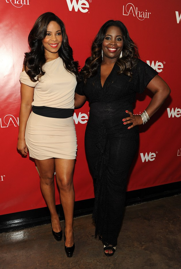 Sanaa-Lathan-and-Kim-Kimble-at-WE-tvs-LA-HAIR-Season-2-Premiere-Party-Freddy-o