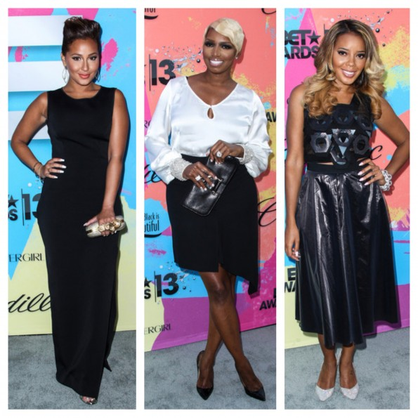 adrienne-bailon-nene-leakes-cynthia-bailey-debra-lee-pre-bet-awards-dinner-2013-freddyo