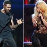 "Usher, Shakira Confirm Return To ""The Voice"" For Season Six"